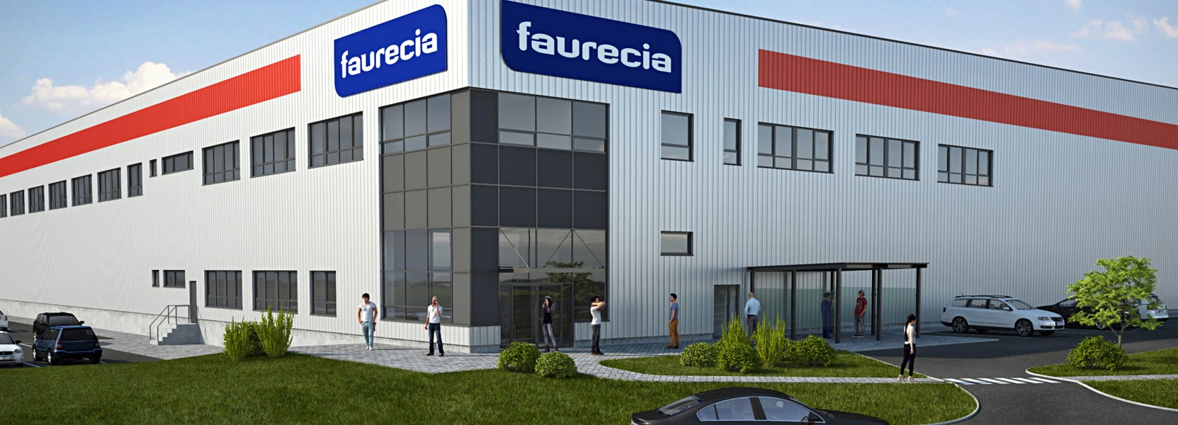 Faurecia Seating Lozorno